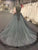 Chic Lace Tulle Prom Dress Cheap Long Prom Dress #VB2243