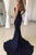 Chic Mermaid Prom Dress Simple Cheap Long Prom Dress #VB2372