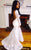 Vintage Mermaid Wedding Dress With Sleeves Cheap Wedding Dress # VB2380