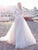 2018 Chic Wedding Dress With Sleeve Lace Ivory Wedding Dress # VB2414 - DemiDress.com