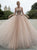 Chic Vintage Prom Dress Tulle Cheap Long Prom Dress #VB2496