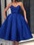 Simple Homecoming Dress Party Cheap Homecoming Dress #VB2552
