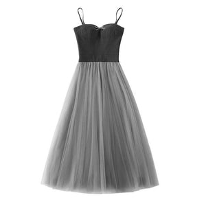 Tulle Homecoming Dress Cheap African Homecoming Dress #VB2708