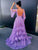 Chic Long Sleeve Vintage Prom Dress Lace Beautiful African Prom Dress # VB2747