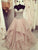 Pink Chiffon Prom Dress African Cheap A Line Prom Dress # VB2793