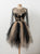 Black Homecoming Dress With Sleeve Party Cheap Homecoming Dress #VB2929