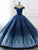 Ball Gown Vintage Prom Dress Off The Shoulder Unique Beautiful Prom Dress # VB3098