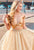 Two Piece Tulle Prom Dress Cheap  Off The Shoulder Prom Dress # VB3117