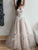 Sweetheart Tulle Prom Dress Lace Cheap Long Ball Gown Prom Dress # VB3464