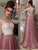 Chic A-Line Prom Dress Cheap Plus Size Tulle Prom Dress # VB3502