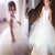 Ball Gown Lace Flower Girl Dresses Cheap Cute Ivory Flower Girl Dresses #VB4156