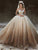 Ball Gown Princess Wedding Dress Sweetheart Sequins Plus Size Wedding Dress # VB4161