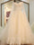 Ivory Off The Shoulder Wedding Dress Vintage Tulle Plus Size Wedding Dress # VB4167
