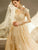 African Lace Wedding Dress Long Sleeve Vintage Plus Size Wedding Dress # VB4169