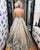 Chic Sequins Prom Dress Cheap African Plus Size Prom Dress # VB4657