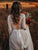 Lace Long Sleeve Wedding Dress Cheap Ivory African Wedding Dress # VB4843