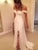 Chiffon Ivory Wedding Dress Beach Sheath Off The Shoulder Wedding Dress # VB4905