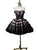 Black lace Homecoming Dress Cheap A Line African Short Prom Drsess VB4999