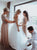 Ivory A Line Wedding Dress Cheap Tulle Beach Wedding Dress # VB5081