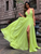 A Line Yellow Prom Dresses Cheap African Chiffon Evening Dresses VB5144