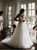 Two Piece Lace Wedding Dresses Sexy Unique Beauty Bridal Gowns VB5286