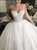 Vintage Ivory Wedding Dresses Sweetheart Tulle Beauty Bridal Gowns VB5288