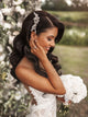 Mermaid Lace Wedding Dresses Ivory Beauty Sexy Bridal Gowns VB5363