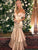 Chic Mermaid Off The Shoulder Prom Gown Long Cheap Prom Dresses VB5456