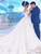 Vintage Off The Shoulder Wedding Dresses Lace Bridal Gowns VB5479