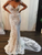 Sheath Lace Wedding Dresses Halter Sexy Bridal Gowns VB5484