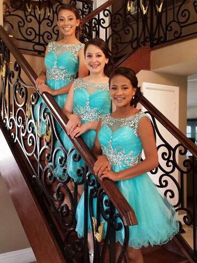 A-line Homecoming Dress Short Prom Drsess Juniors Homecoming Dresses kmy111