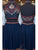 Two Pieces Homecoming Dress Short/Mini Prom Drsess Juniors Homecoming Dresses kmy494