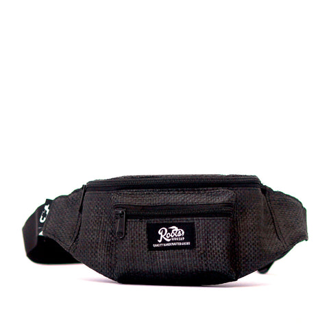 BLACK XL FANNY PACK