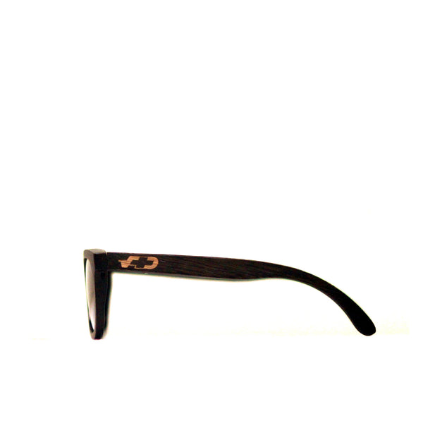 BLACK BAMBOO SUNGLASSES