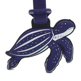 Ma Faung Leatherback Turtle Luggage Tag
