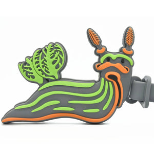 Kuby Nudibranch Luggage Tag