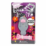 Tina Manatee Luggage Tag