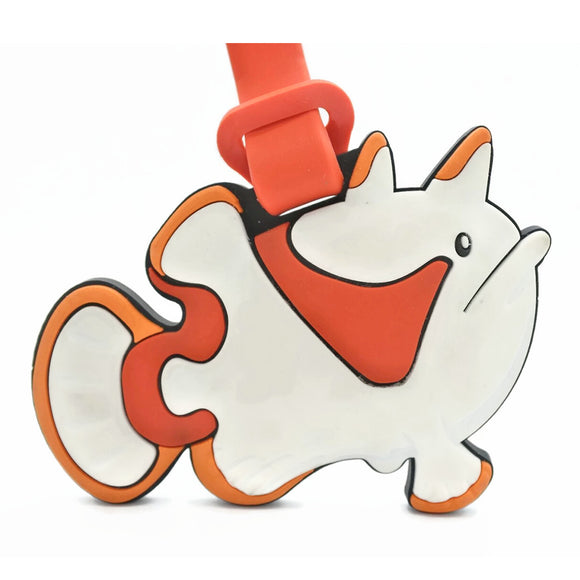 Warty Frogfish Luggage Tag