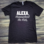 Alexa, Homeschool the Kids RT