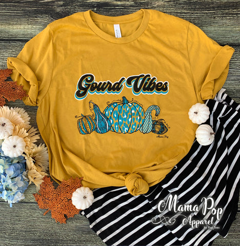 **Minimum 6 Pieces per Design** Gourd Vibes