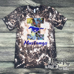 *YOUTH SIZES* Mascot Floral Cactus tee