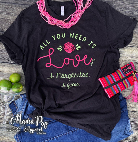 **Minimum 6 Pieces per Design** Love & Margaritas