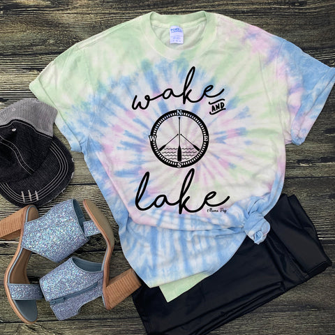 **Minimum 6 Pieces per Design** Wake & Lake