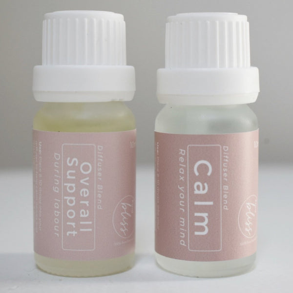 Essential Oil Birth Support Pack