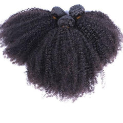 Brazilian Afro Kinky Curly 3 Bundles Deal