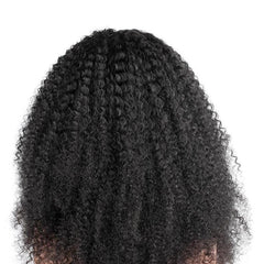 Brazilian Afro Curly Front Lace Wigs
