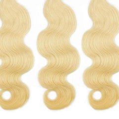 Brazilian Blonde Body Wave 3 Bundles Deal