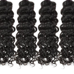 Brazilian Italian Curly 4 Bundles Deal