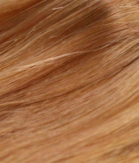 Strawberry Blonde Clip-In Extensions