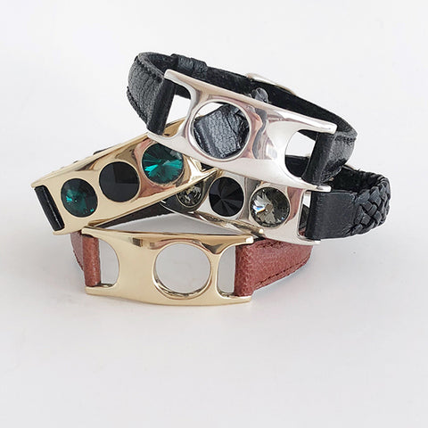C.W. James vintage watch strap bracelets